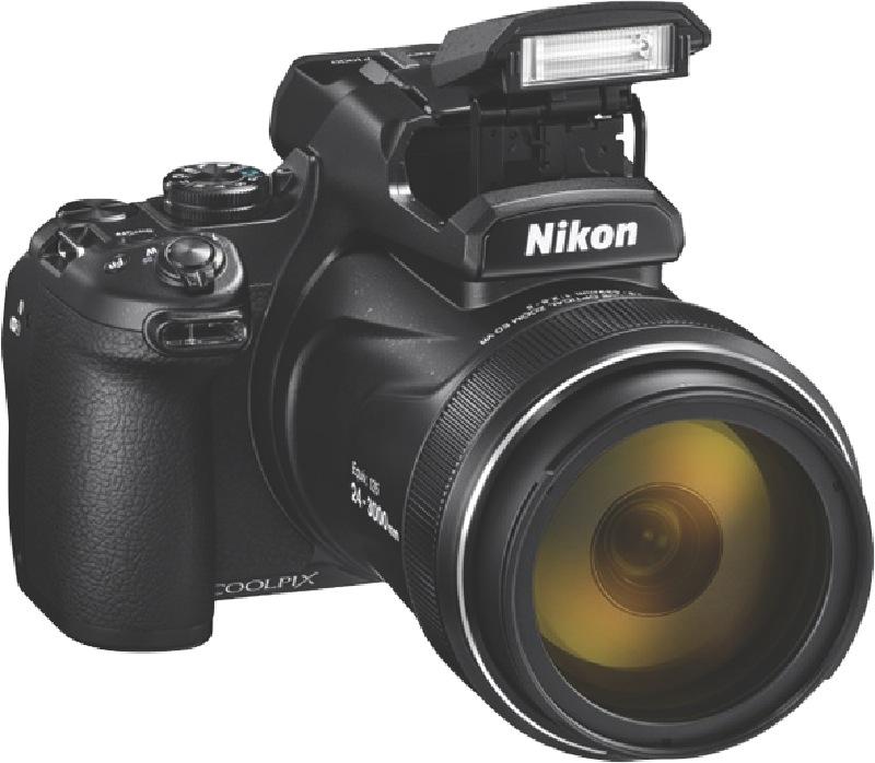 Nikon Coolpix P1000 Compact Digital Camera VQA060AA