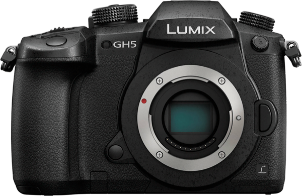 Panasonic Lumix GH5 Mirrorless Camera (Body Only) DCGH5GNK