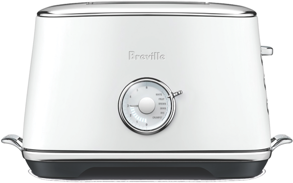 Breville The Toast Select Luxe® 2-Slice Toaster - Sea Salt BTA735SST