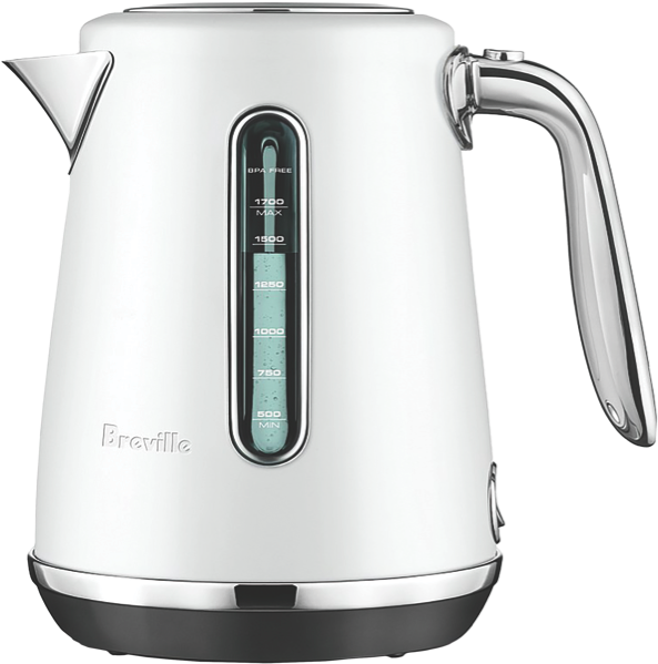Breville Soft Top® Luxe Kettle - Sea Salt BKE735SST