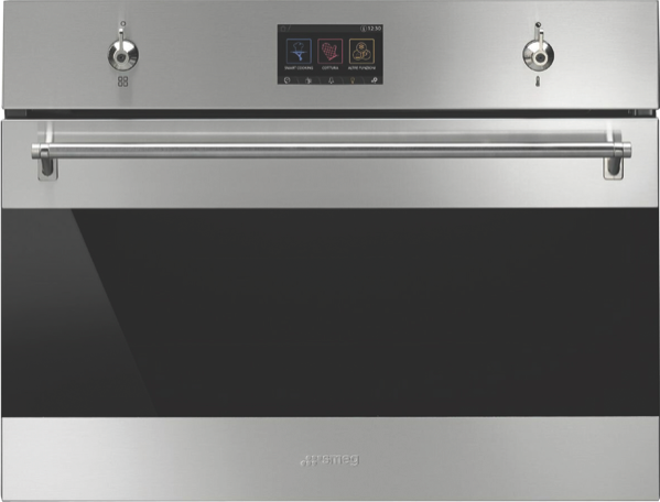 60CM BUILT-IN COMPACT SPEED OVEN - STAINLESS STEEL