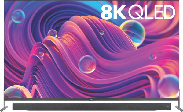 "65"" X915 8K ULTRA HD SMART QLED TV"