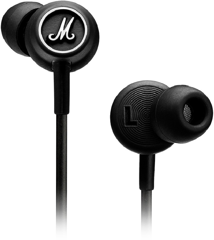 Marshall Mode Headphones - Black and White 04090939