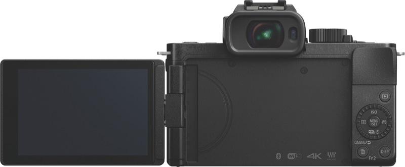 Panasonic Lumix G100 Mirrorless Camera (Body Only) DCG100GNK