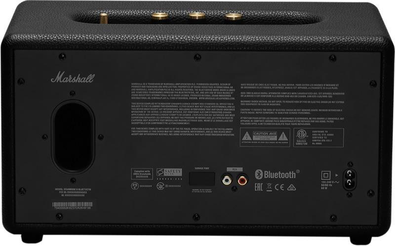 Marshall Stanmore II Bluetooth Speaker - Black 1001902