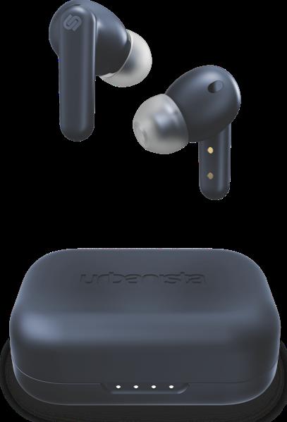 Urbanista London True Wireless Noise Cancelling Earbuds - Dark Sapphire LONDONDS