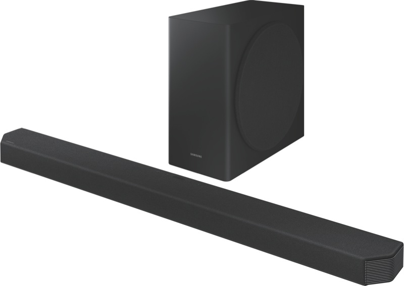 Samsung Q900T 7.1.2ch Soundbar – Black HWQ900TXY