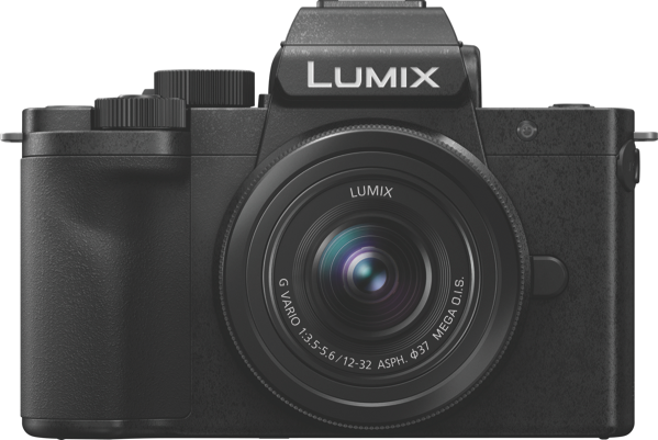 LUMIX G100 MIRRORLESS CAMERA + 12-32MM LENS KIT