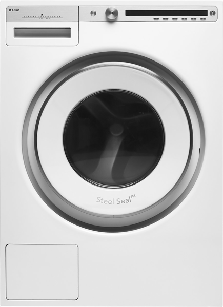 Asko 10kg Logic Front Load Washer W4104C