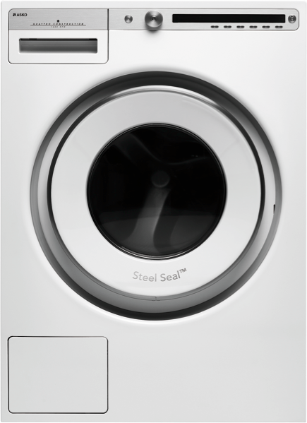 Asko 8kg Logic Front Load Washer W4086C