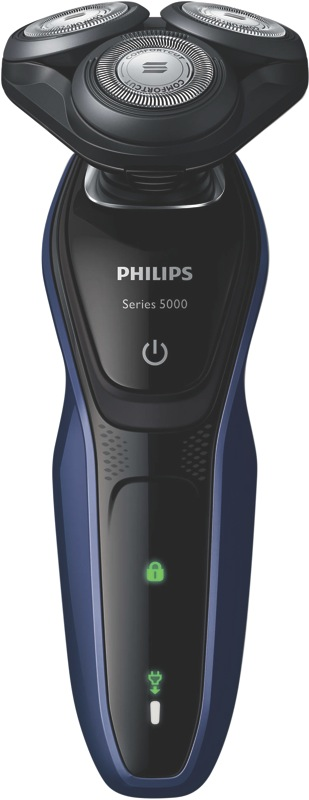 Philips Series 5000 Wet & Dry Shaver – Blue & Grey S508606