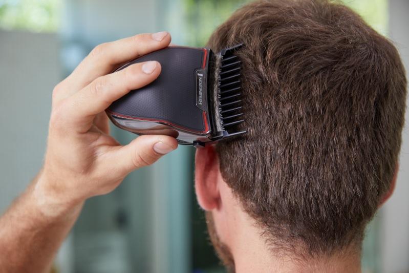 Remington Rapid Cut Turbo Hair Clipper - Black HC4300AU
