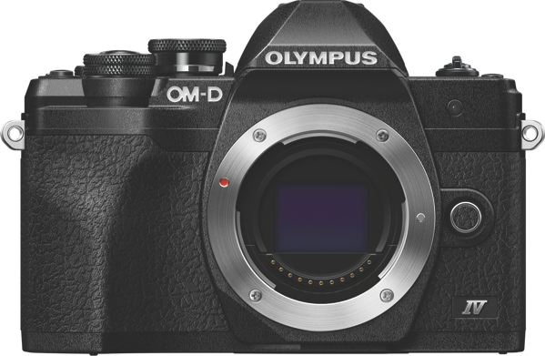 OM-D E-M10 MARK IV MIRRORLESS CAMERA (BODY ONLY)