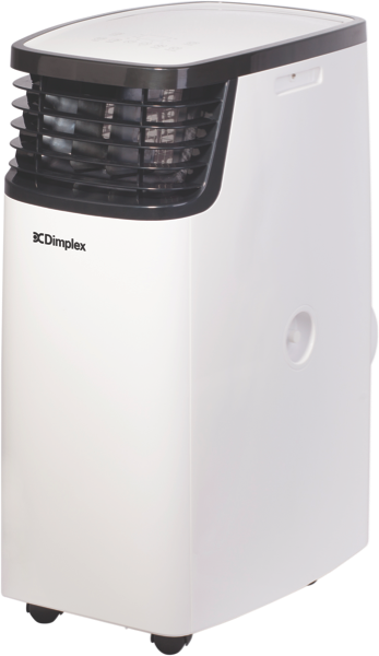3.2KW MULTI DIRECTIONAL PORTABLE AIR CONDITIONER - WHITE/BLACK