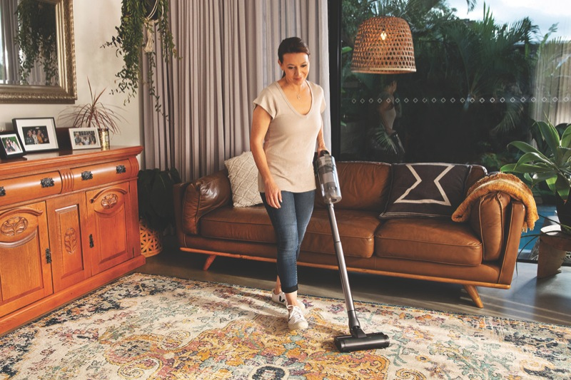 Samsung Jet VS90 Complete Stick Vacuum with Soft Action Brush VS20R9046T3