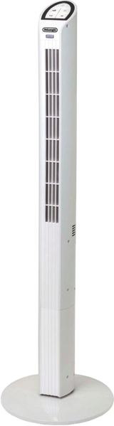 TOWER FAN - WHITE