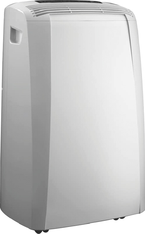 DeLonghi 2.6kW Cooling Only Portable Air Conditioner - White PACCN93ECO