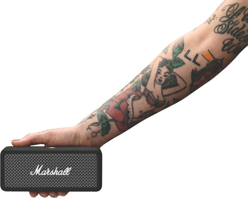 Marshall Emberton Portable Bluetooth Speaker - Black 1001908