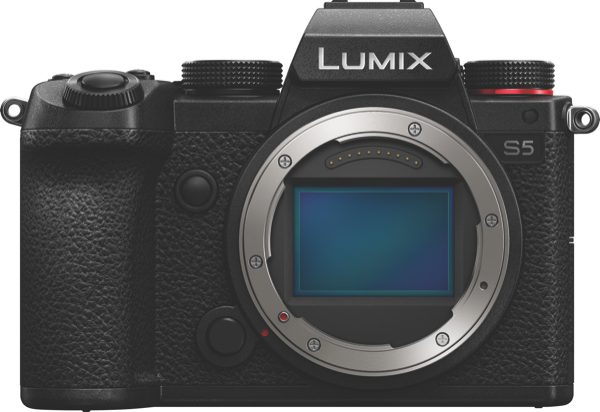 LUMIX S5 DIGITAL MIRRORLESS CAMERA (BODY ONLY)