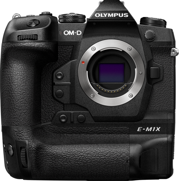 OM-D E-M1X MIRRORLESS CAMERA (BODY ONLY)