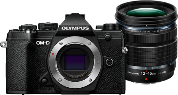 OM-D E-M5 MARK III MIRRORLESS CAMERA + 14-150MM LENS KIT