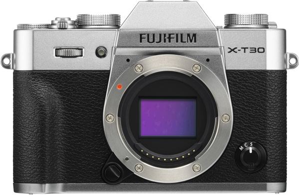 X-T30 MIRRORLESS CAMERA (BODY ONLY) - SILVER