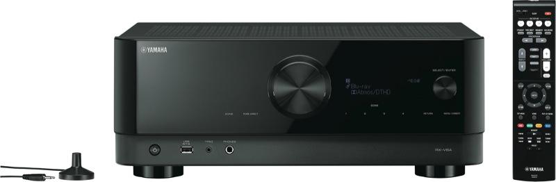 Yamaha 7.2Ch AV Receiver RXV6A