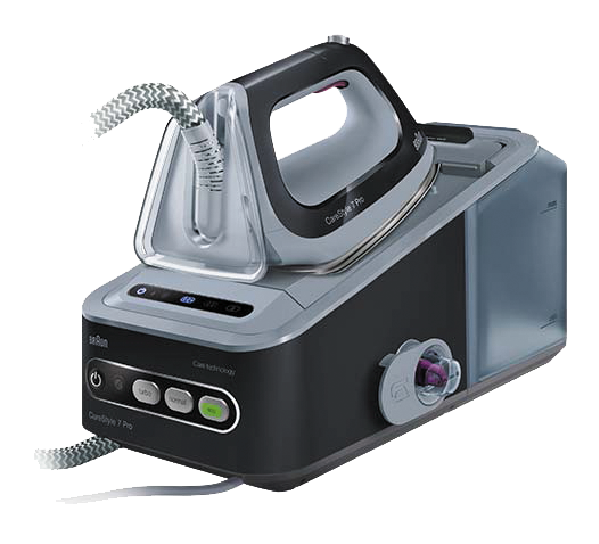Braun Carestyle 7 Steam Generator Iron IS7056BK