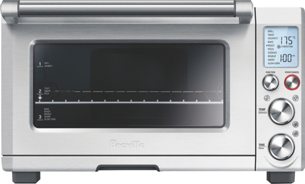 THE SMART OVEN PRO MULTI COOKER - STAINLESS STEEL