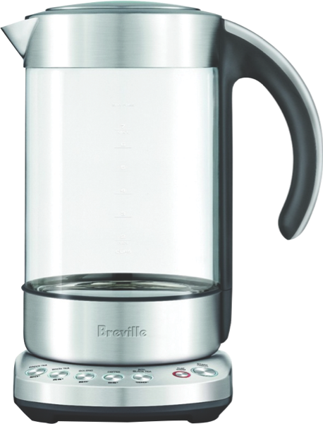 THE SMART 1.7L GLASS KETTLE - CLEAR