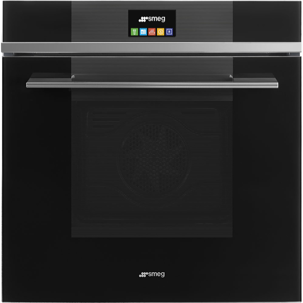 Smeg 60cm Linea Built-in Pyrolytic Oven SFPA6104TVN