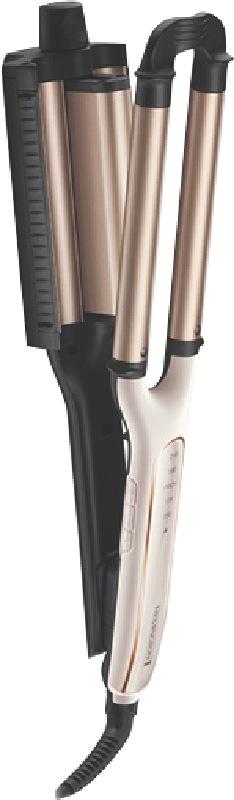 Remington Adjustable Hair Waver - White/Gold CI19A1AU