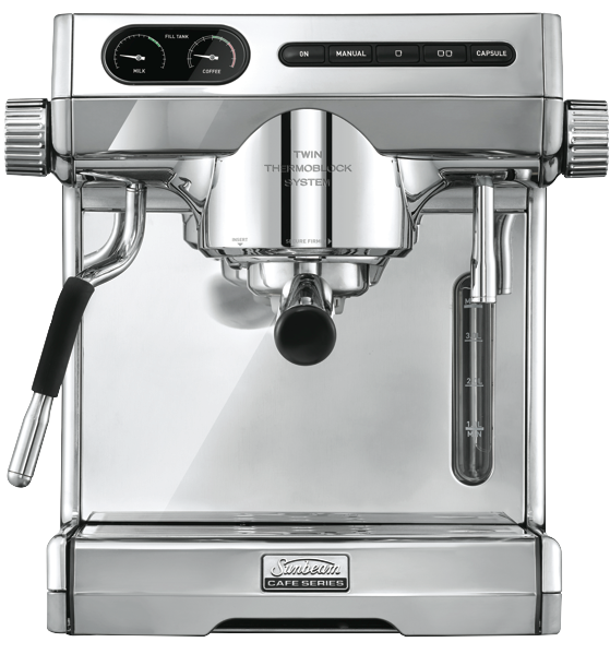 PUMP ESPRESSO PLUS POD COFFEE MACHINE