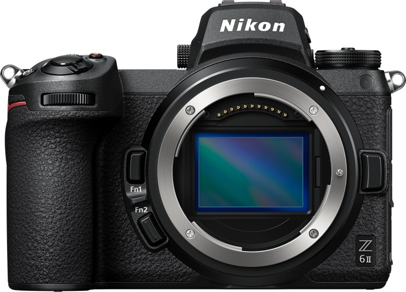 Nikon Z 6II Mirrorless Camera (Body Only) VOA060AA