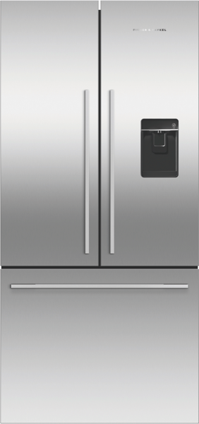 519L FRENCH DOOR FRIDGE - STAINLESS STEEL