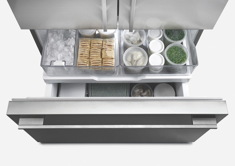 Fisher & Paykel 519L French Door Fridge - Stainless Steel RF522ADUX5