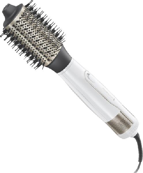Remington Hydraluxe Volumising Blow Dry Brush - White AS8901AU