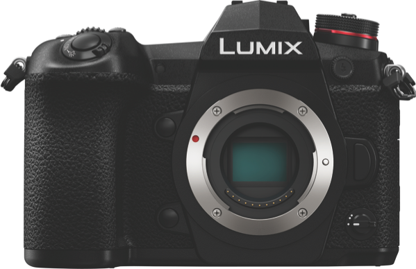 Panasonic Lumix G9 Mirrorless Camera (Body Only) DCG9GNK