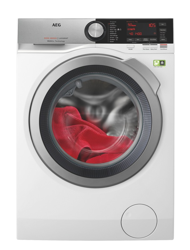 AEG 9kg Front Load Washer LF8C9412A