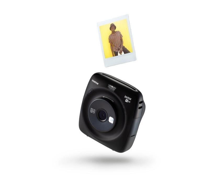 Fujifilm Instant Camera - Black SQ20