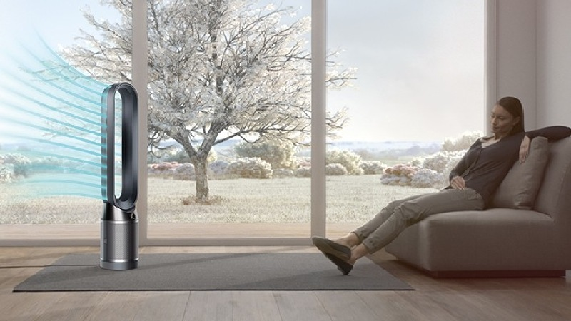 Dyson TP04 Pure Cool™ Purifying Tower Fan 24923001