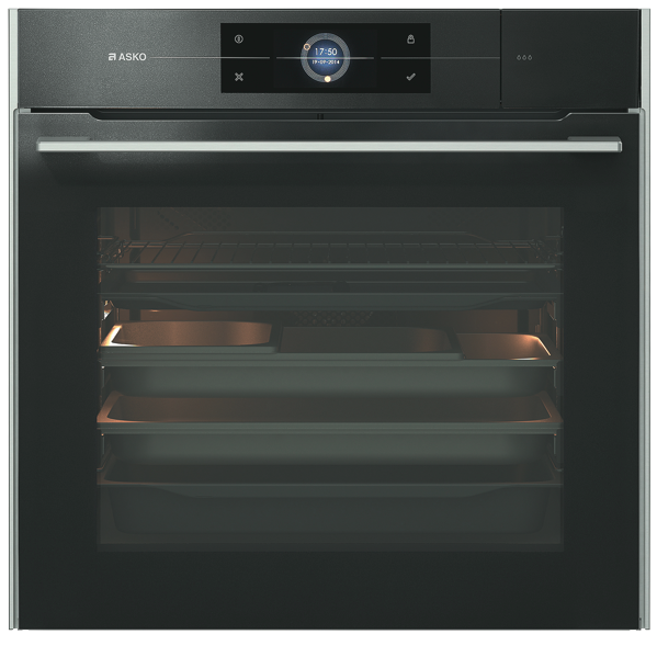 Asko 60cm Single Steam Oven OCS8678G