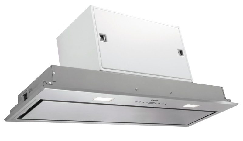 Asko 86cm Integrated Rangehood - Stainless Steel CC4927S