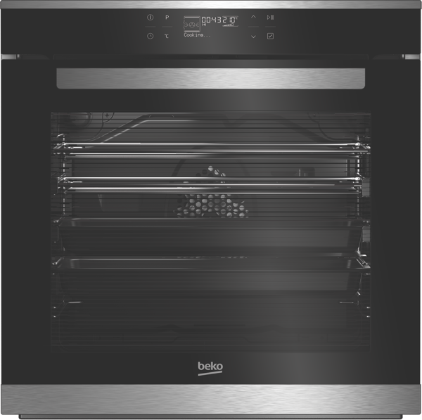 94L BUILT-IN SIDE VENTING OVEN WITH STEAM ASSIST