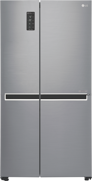 687L SIDE BY SIDE FRIDGE