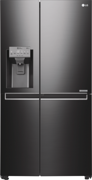 LG 665L Side By Side Fridge GSD665BSL