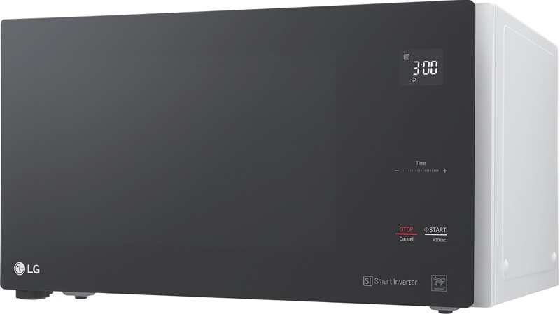 LG 1000W Inverter Microwave Oven MS2596OW