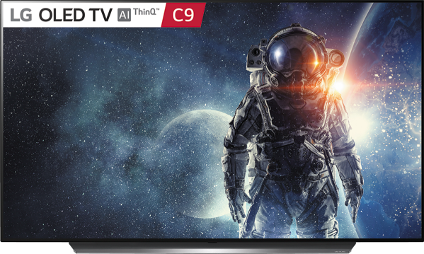 55″ ULTRA HD SMART OLED TV