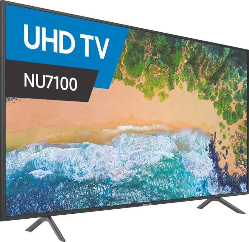 Samsung 65″ 4K Ultra HD Smart LED LCD TV UA65NU7100WXXY