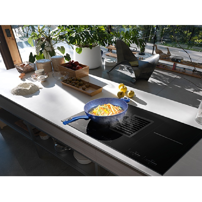 Franke 83cm Mythos 2gether Cooktop FMY839HI